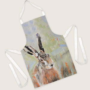 Pepper hare apron
