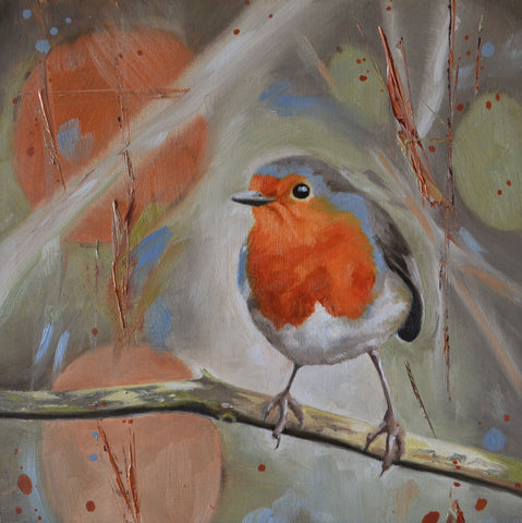 Robin - limited edition print