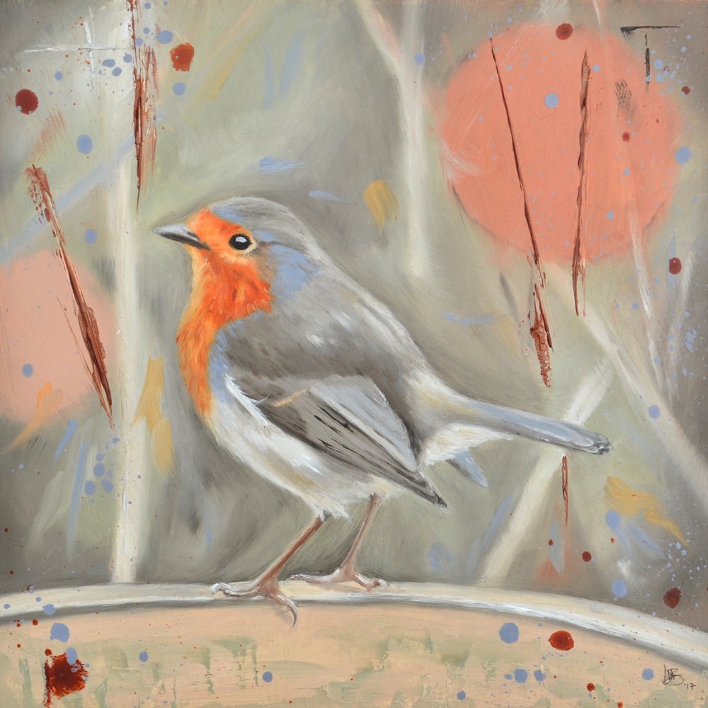 Robin on pot oil study
