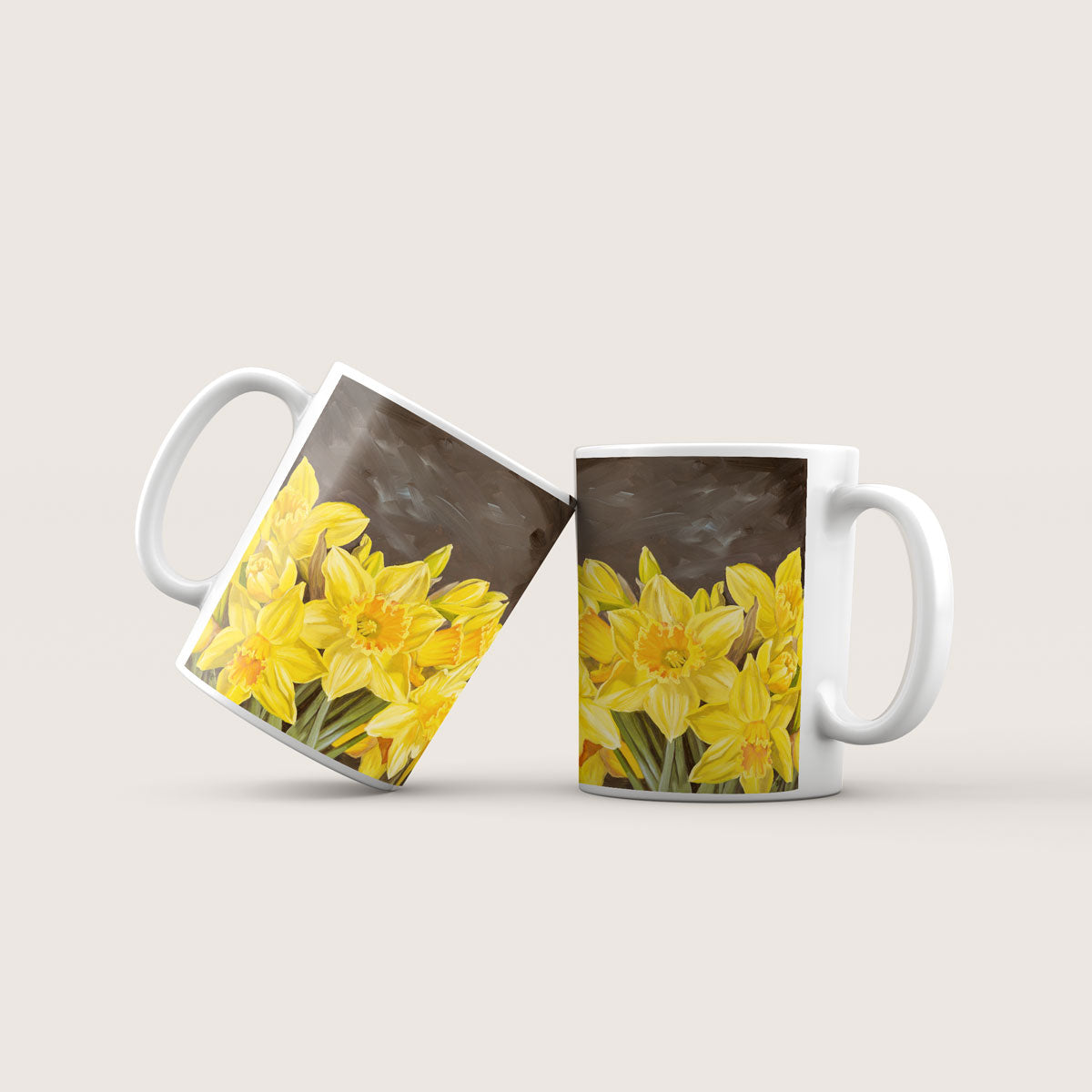 Spring Choir - Daffodils Ceramic Mug