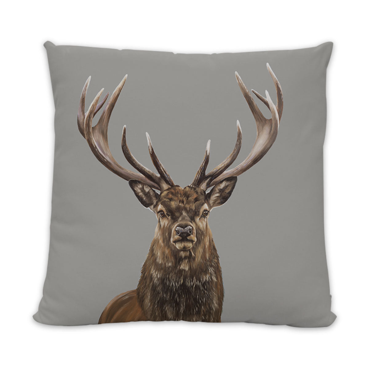 Stag Cushion - The Protector