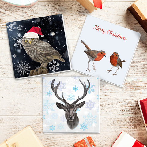 Christmas cards multipack