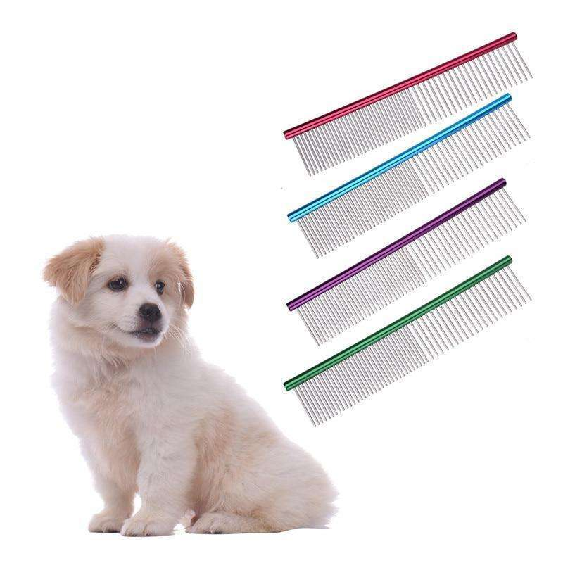 Anti - static Combs Brushes Pet Accessories