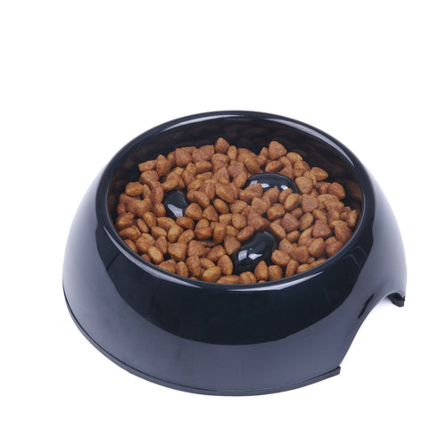 Non-skid Slow Feed Pet Bowl For Dogs