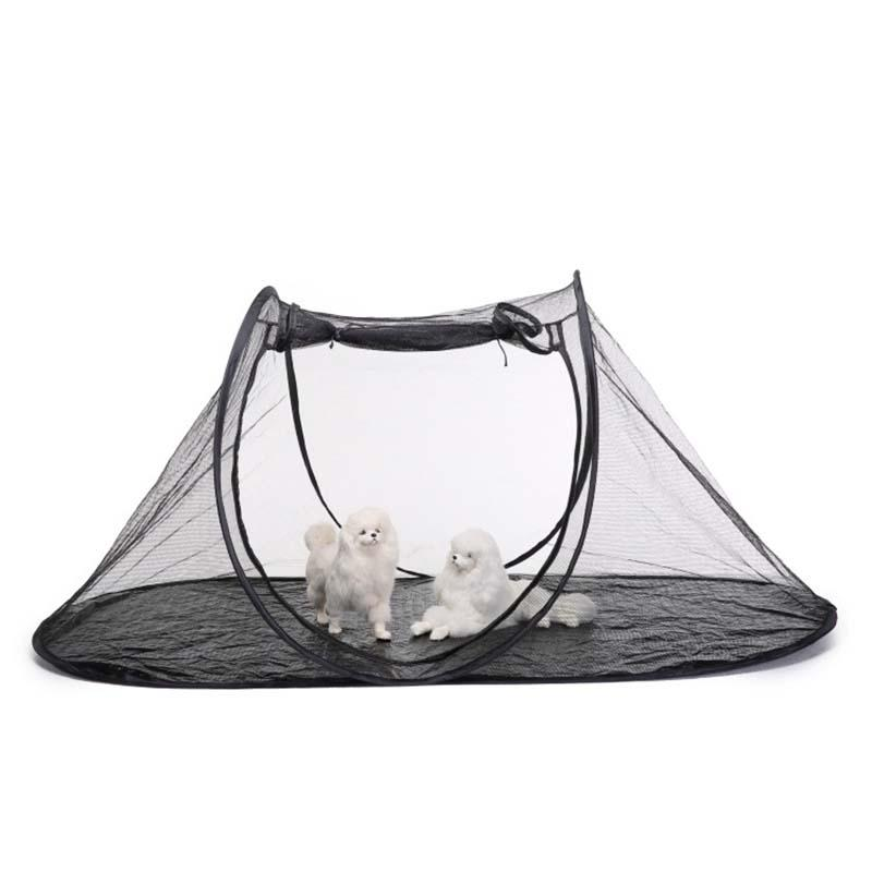 Dog cage foldable storage outdoor pet tent