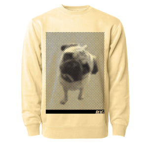 Crew Sweatshirt - Yellow Bosley
