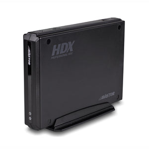 AVASTOR HDX-1500 | 7200 RPM External Hard Drive with Lockbox [FW400, FW800, USB 3.1 & eSATA]