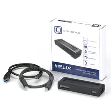Load image into Gallery viewer, OYEN DIGITAL Helix Dura | NVMe Portable SSD [USB-C]