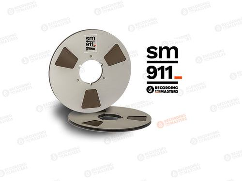 SM911 (High Output Studio and Archive Tape)
