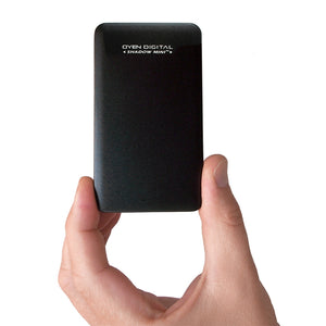 Shadow Mini External Portable Solid State Drive [USB 3.1]