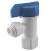 "Tank Ball Valve 1/4"" Quick Connect Fitting - dev-express-water"