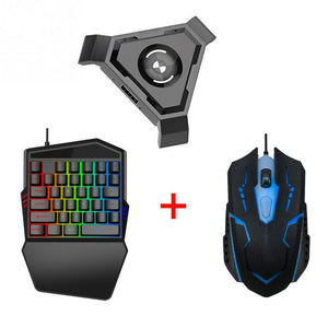Controller Gaming Keyboard Mouse Converter
