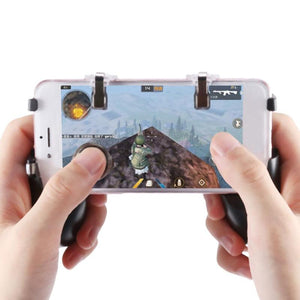 Moible Controller Gamepad Free Fire Triggers PUGB