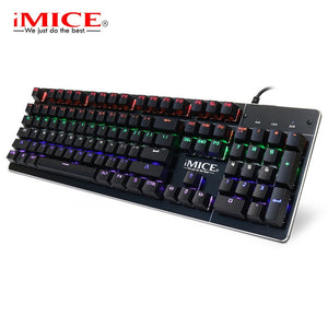 Backlight Suspension Key Mechanical Keyboard Game