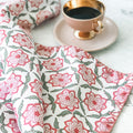 "August Table ""Seraphim"" Napkins - set of 4 in Aphrodite"