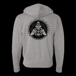 Safeguard Society Zip Up Hoodie