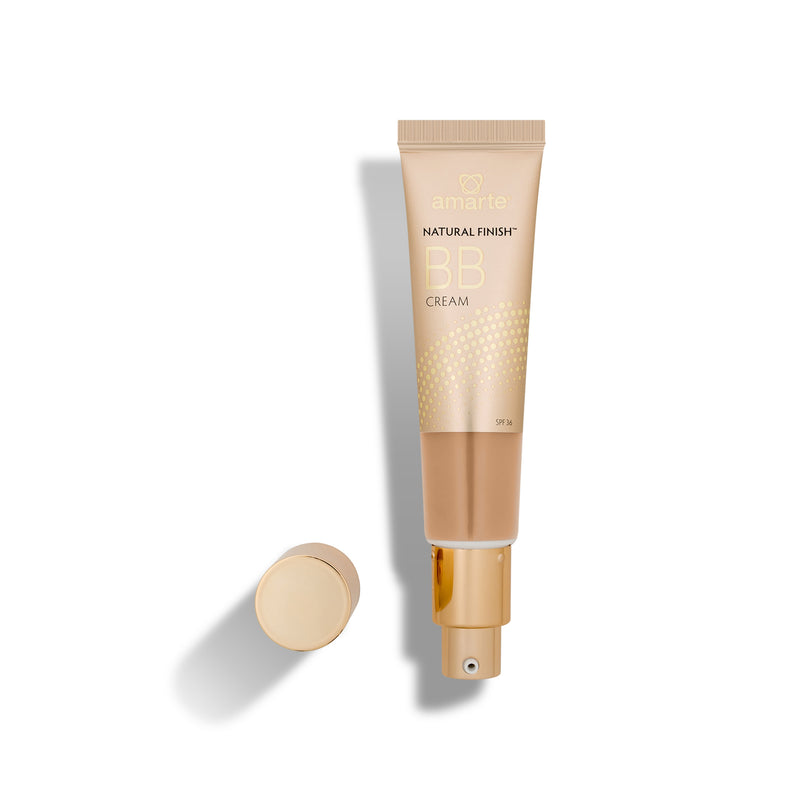 NEW! Natural Finish™ BB Cream