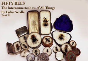 The book of the bees from the third FIFTY BEES - Book 3