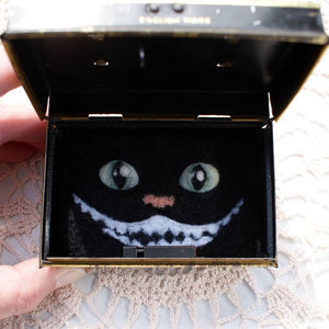 Treasure Chest - the Cheshire Cat