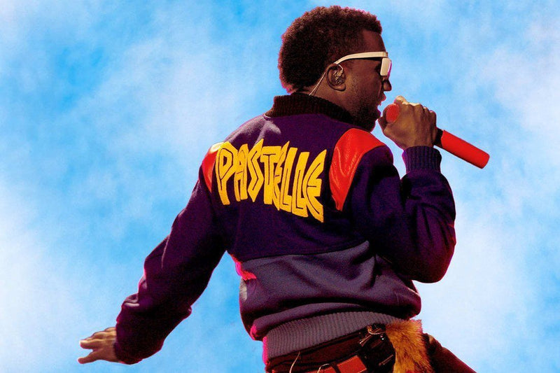 The Full Story of Kanye West's Unreleased Pastelle Clothing Line
