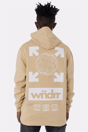 FREIGHT HOOD SWEAT WNDRR Imperial Clothing