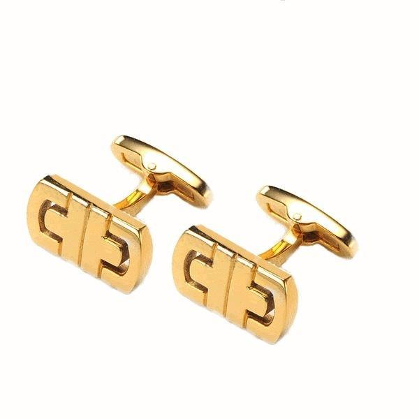 AMOS LUXURY GOLD CUFFLINK Amos Luxury Imperial Clothing