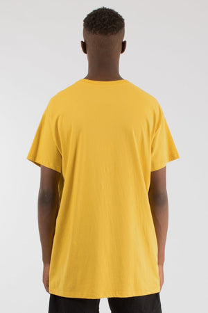 OVERPASS CUSTOM FIT TEE - YELLOW WNDRR Imperial Clothing