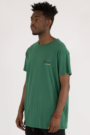 ABSOLUTE CUSTOM FIT TEE - FOREST GREEN WNDRR Imperial Clothing