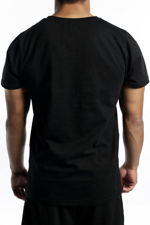 COLLECTION TEE BLACK STEEZE VILLANS Imperial Clothing