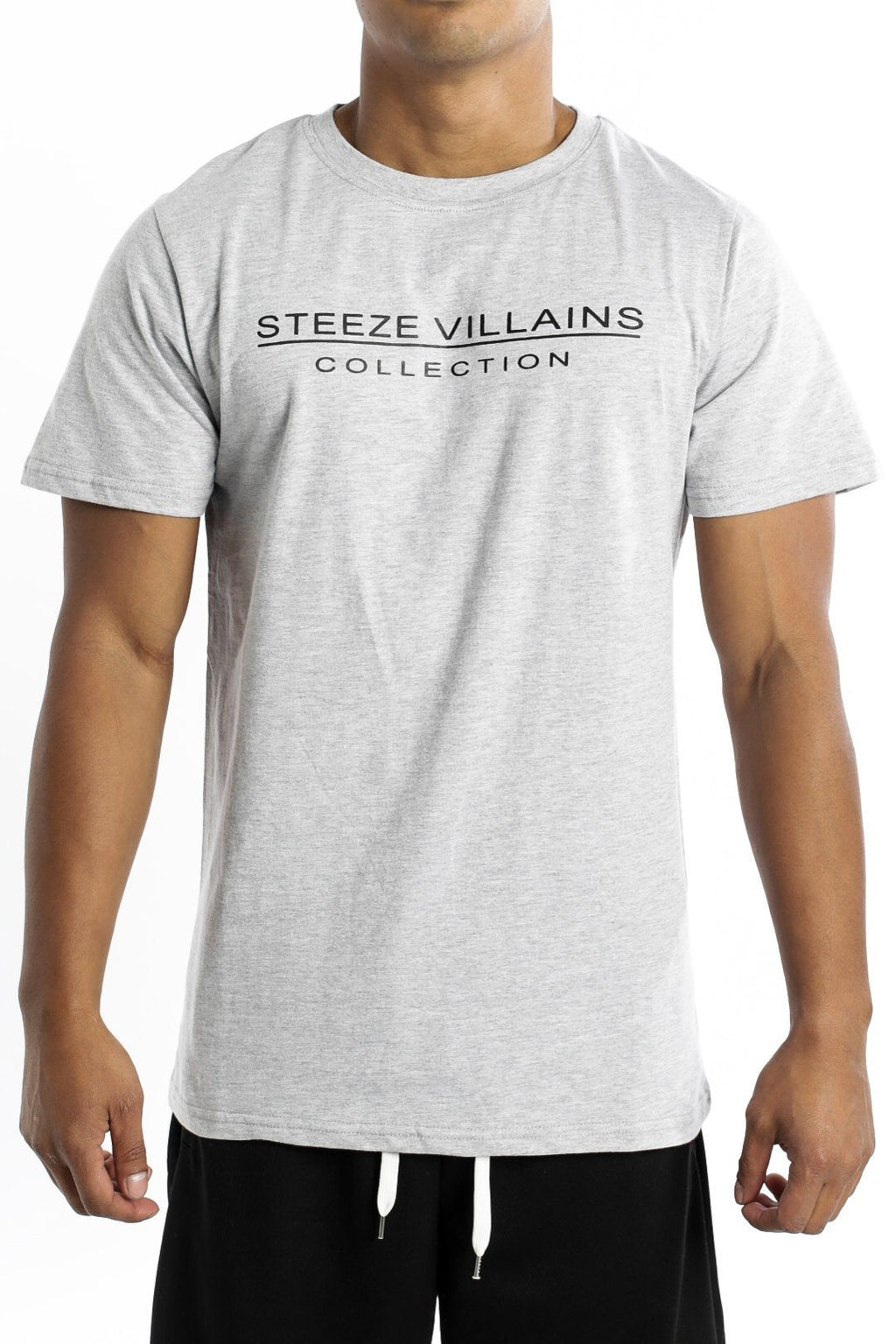 COLLECTION TEE GREY STEEZE VILLANS Imperial Clothing
