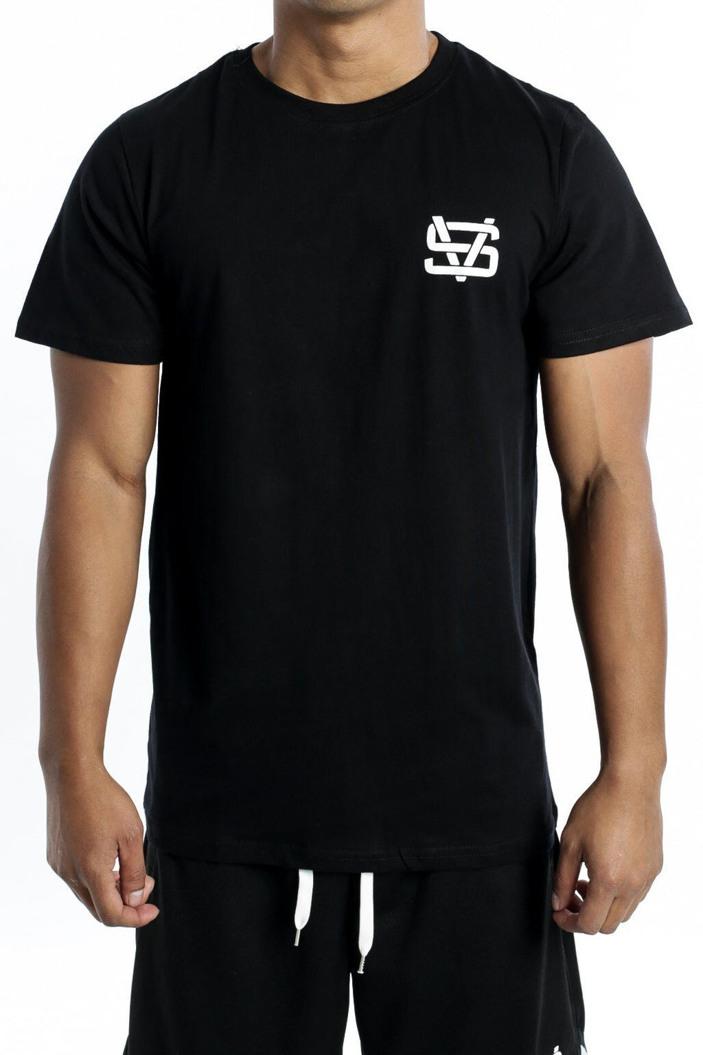 PHASE BOXED TEE BLACK STEEZE VILLANS Imperial Clothing