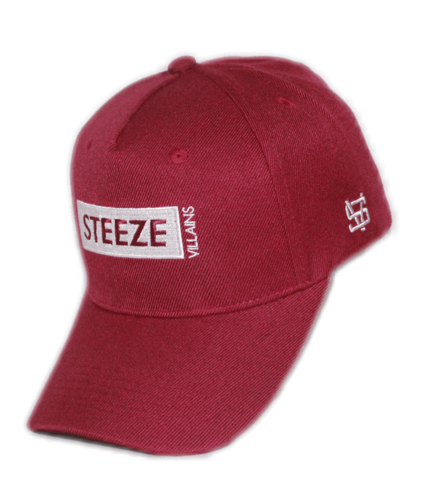STEEZE BURGUNDY A FRAME STEEZE VILLANS Imperial Clothing