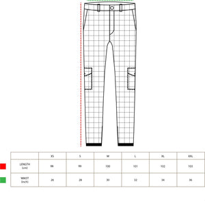 CARGO PANTS RAREFIELD Imperial Clothing