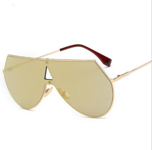 ONIX Gold Reflective Glasses ONIX Imperial Clothing