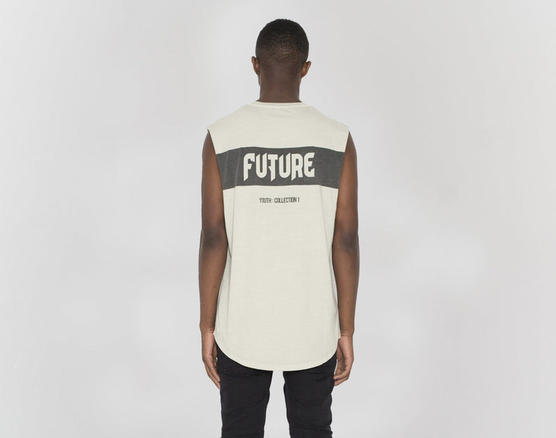 THE FUTURE SINGLET FUTURE YOUTH Imperial Clothing