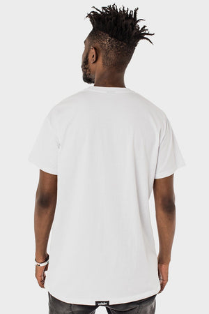 OFFSDE CUSTOM FIT TEE - WHITE WNDRR Imperial Clothing