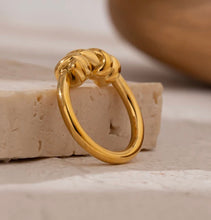 Upload the image to the Gallery viewer, KNOT RING