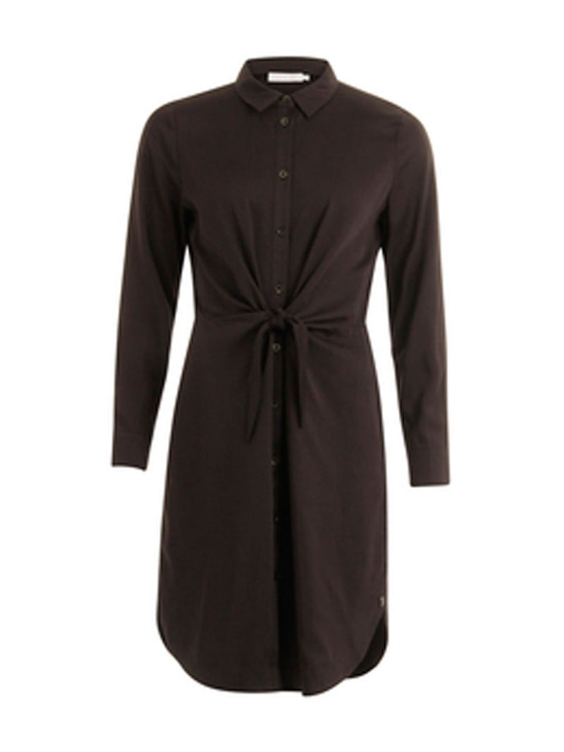 Coster Copenhagenin Long Sleeve Dress värissä Black.