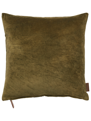 Cozy Livining Cushion cover värissä Brown.