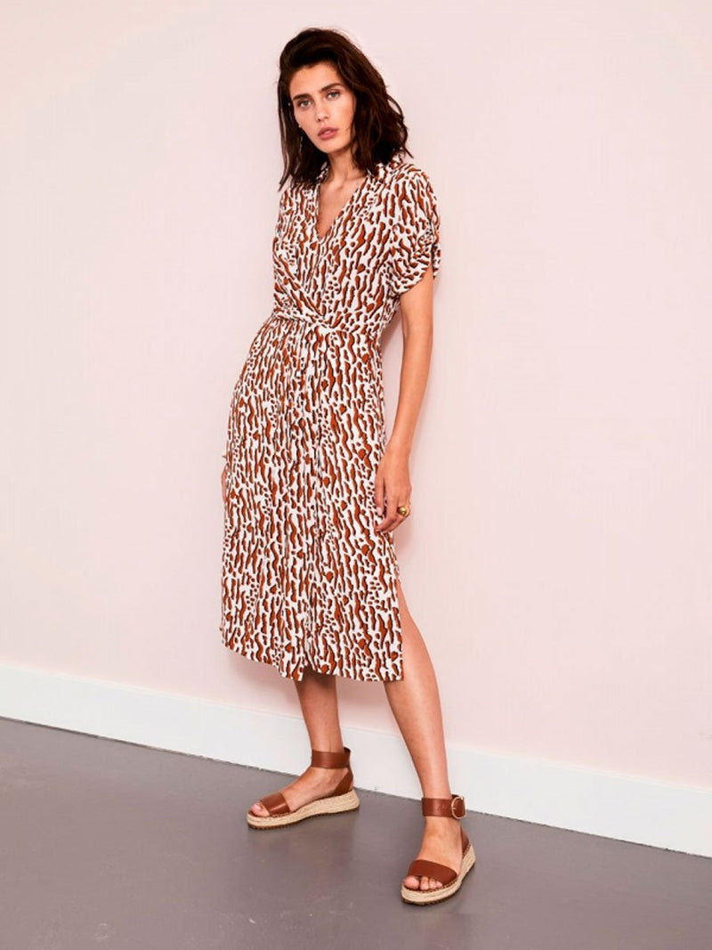 VALERIE printed dress