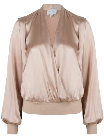 TOP With Puff Sleeves