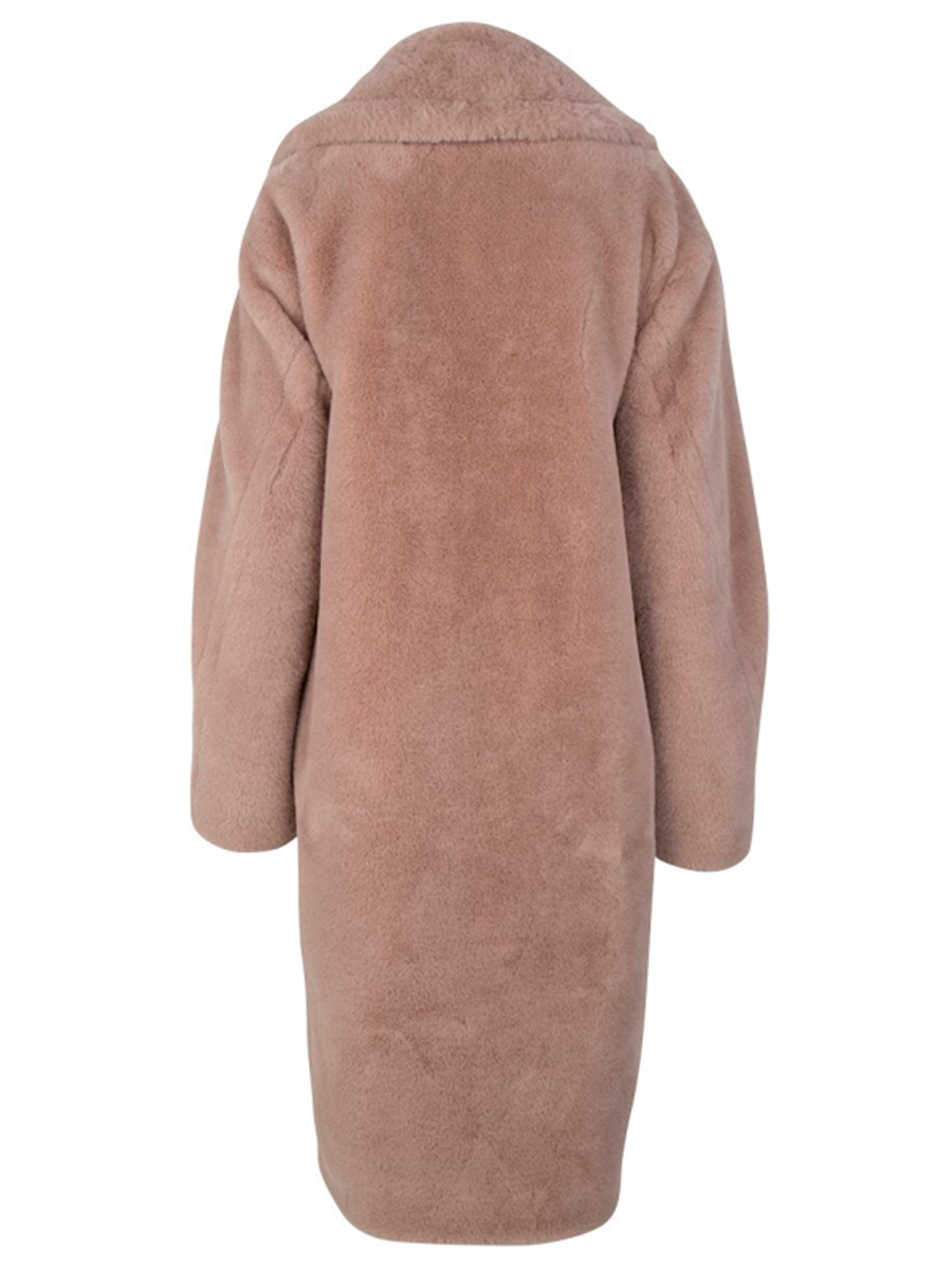PELUCHE faux fur coat