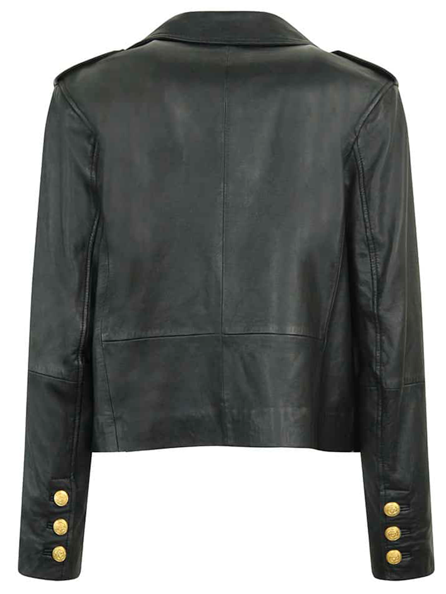 ELIGIO Leather Jacket