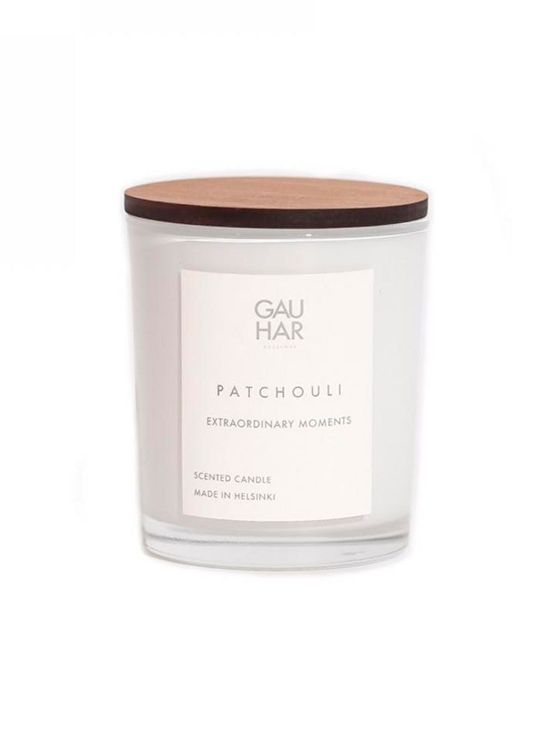 Gauharin Patchouli Scented candle.