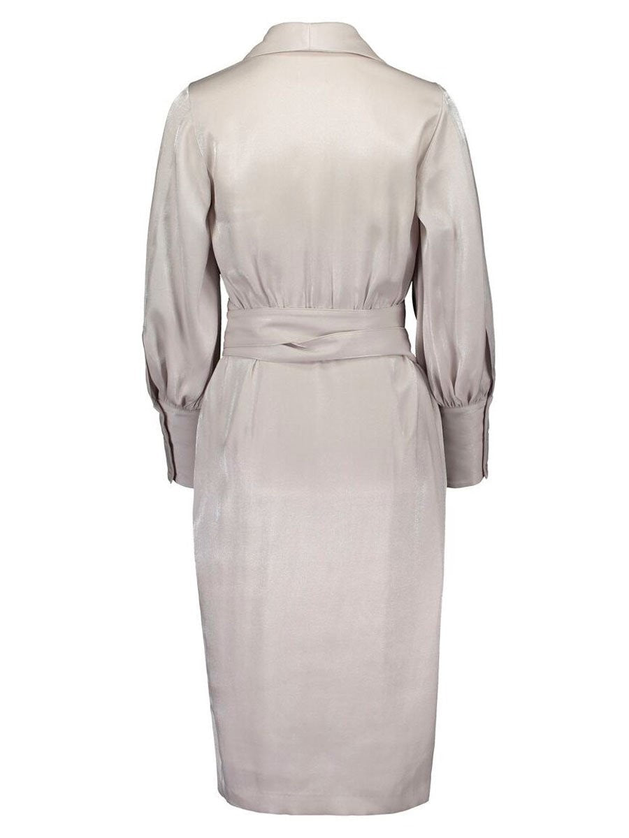 KAAMOS Wrap Dress