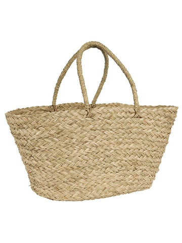 Beach bag straight sides
