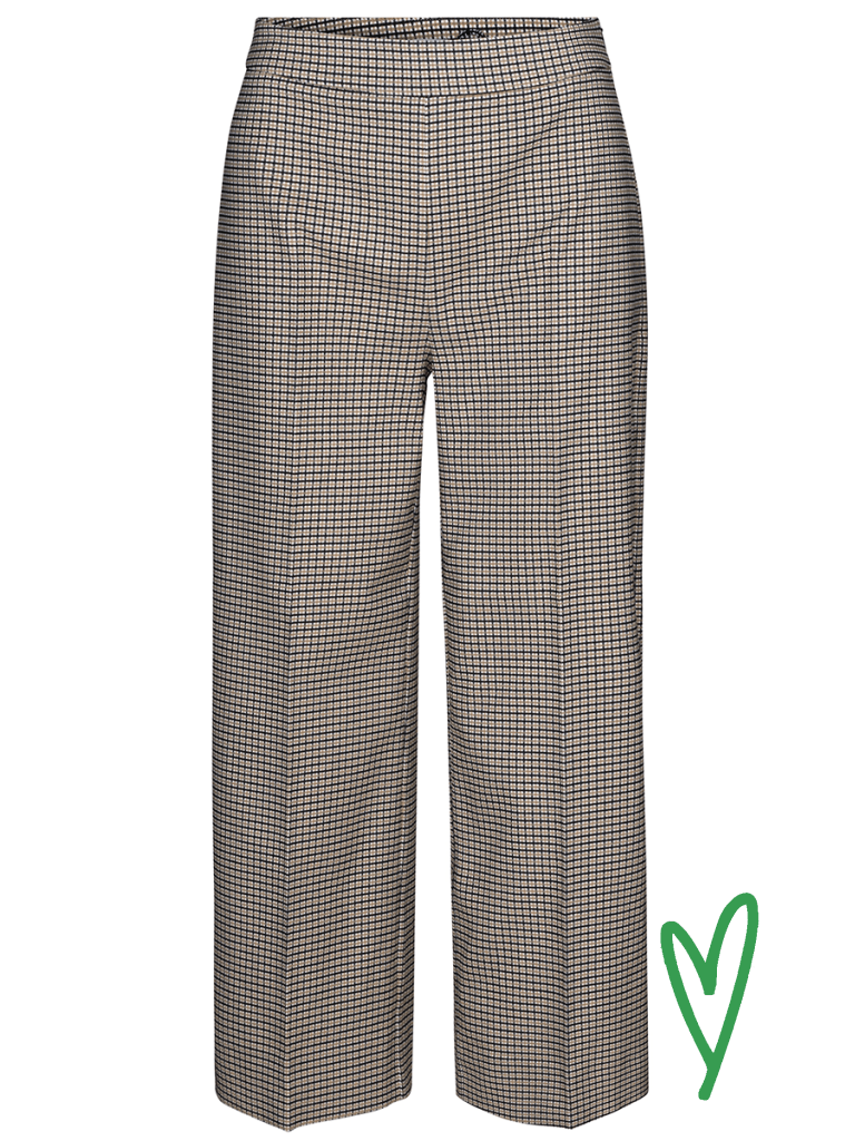 Just Female Kelly trousers värissä Grey.