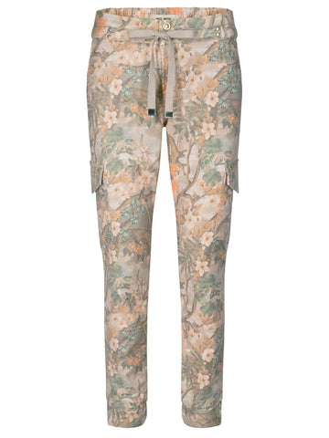 TUXEN FLOWER pant