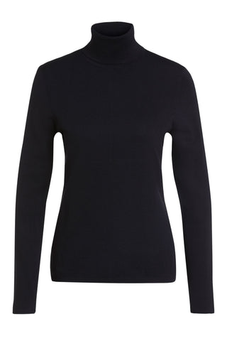 Ribbed velvet sweatshirt