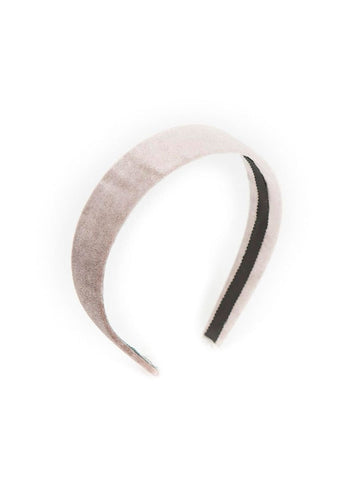 Headband flat embellished